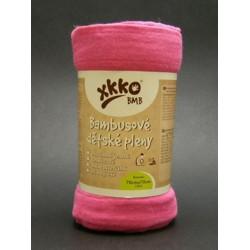 KIKKO Bambusová plienka 70x70 Ružová