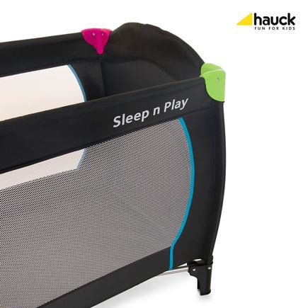 Hauck cestovná postieľka Sleep and Play Go Plus