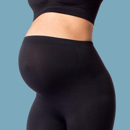 CARRIWELL Tehotenské legíny s podporným pásom
