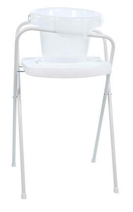 BÉBÉ JOU Kovový stojan Click 98 cm biely