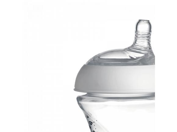 TOMMEE TIPPEE Cumlík na fľašu Ultra, 0m+ pomalý prietok