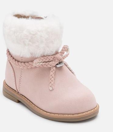MAYORAL Topánky Cuelo Pelo rosa