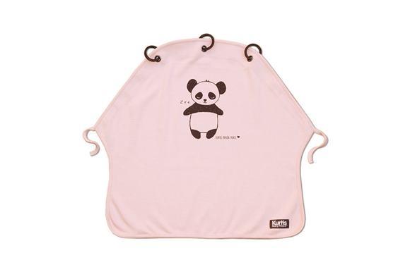 KURTIS Slnečná clona Panda Rosa