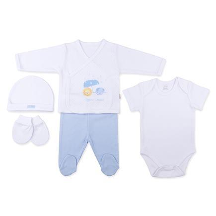 KITIKATE Novorodenecký 5-dielny set Dreams, Modrý
