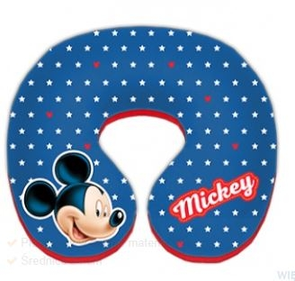SEVEN Cestovný vankúšik Mickey