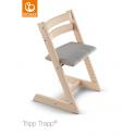 STOKKE Tripp Trapp poduška pre dospelých slate twill