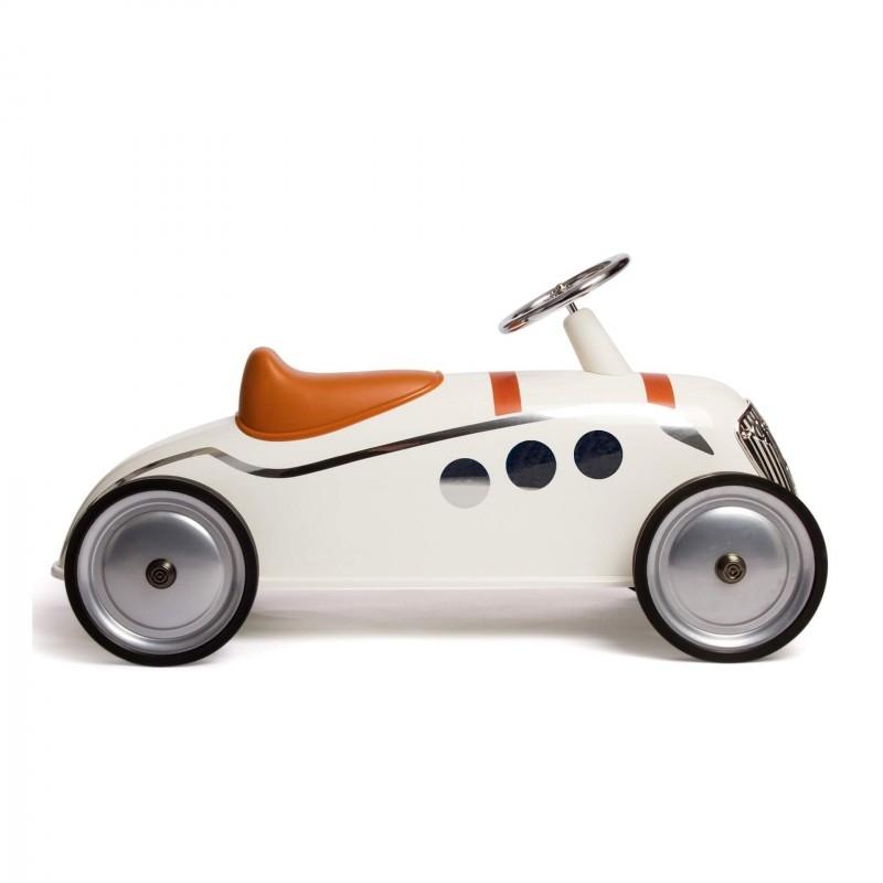 BAGHERA Odrážadlo Rider Peugeot Off White