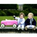 BAGHERA Odrážadlo Racer Pink