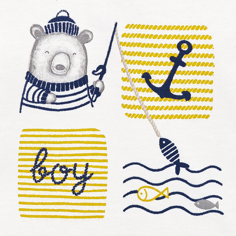 526b44803de8 MAYORAL Tričko pásikavé Atlantico - BabyMarket