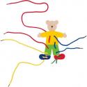 GOKI Prevliekacia hračka Medvedík