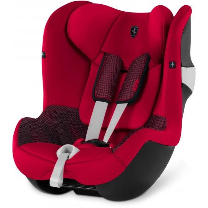 CYBEX Sirona M2 i-size Ferrari racing red