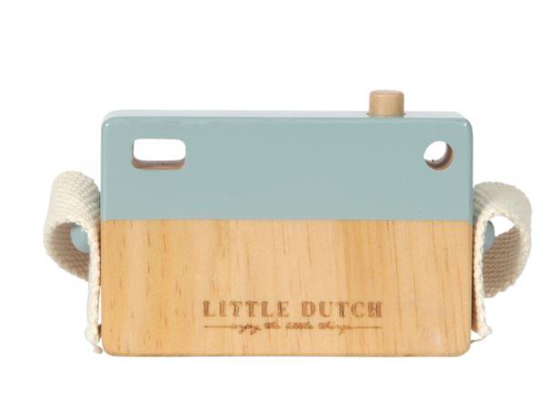 LITTLE DUTCH Fotoaparát Blue