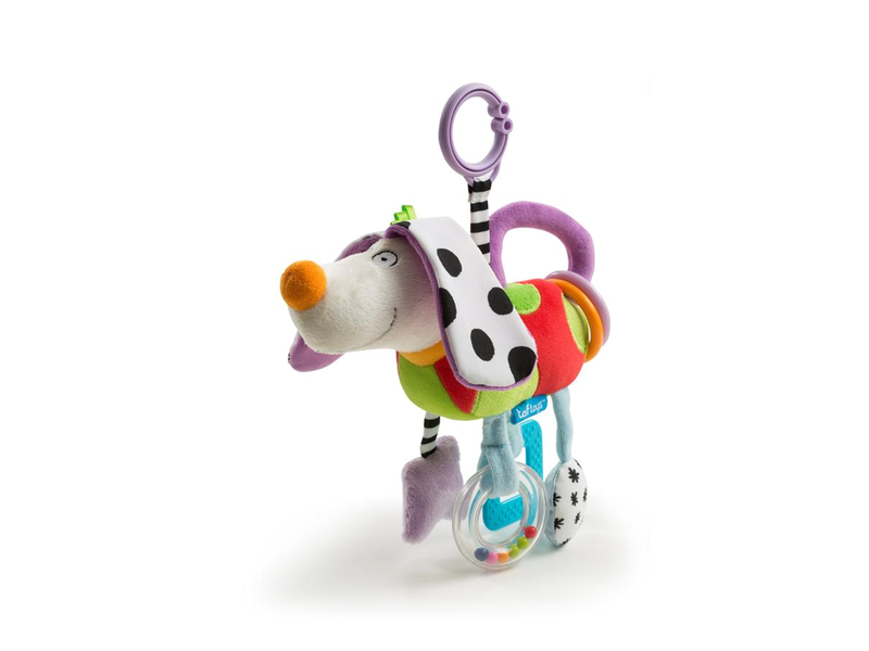 TAF TOYS Hračka Floppy Ears Dog