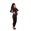 MAMIMODE Tričko s motívom BABY FUSSE Black