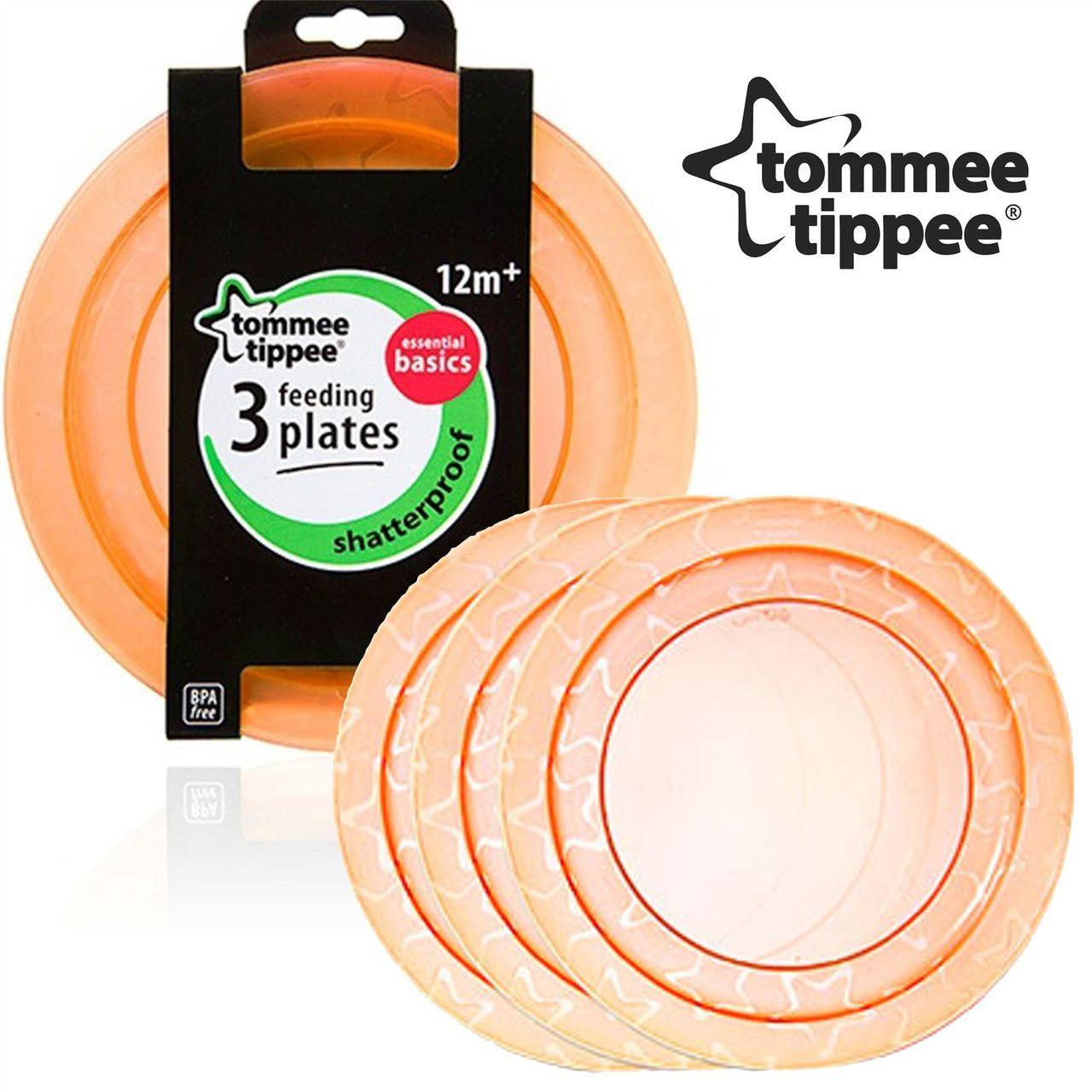 TOMMEE TIPPEE Misky 3 ks