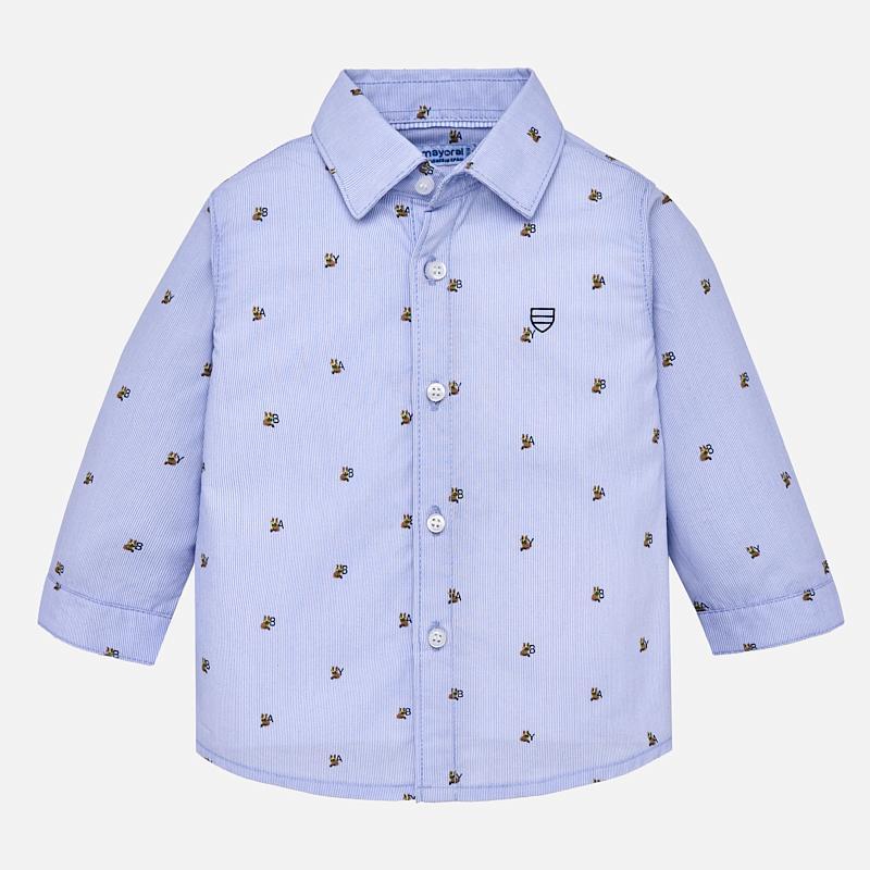 MAYORAL Košeľa s dlhým rukávom