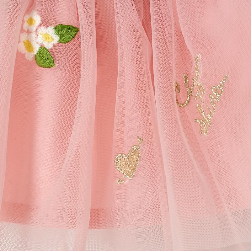 MAYORAL Šaty na traky Petalo