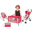 MACLAREN Set Deluxe aktivity pre bábiky Chiclets