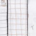 MAYORAL Set plienok malé Macadamia 3 ks