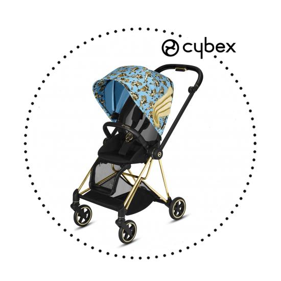 CYBEX Mios Jeremy Scott CHERUB BLUE športový kočík
