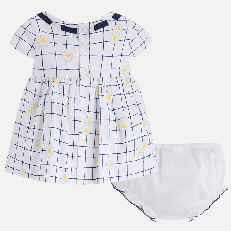 MAYORAL Šaty + nohavičky Navy