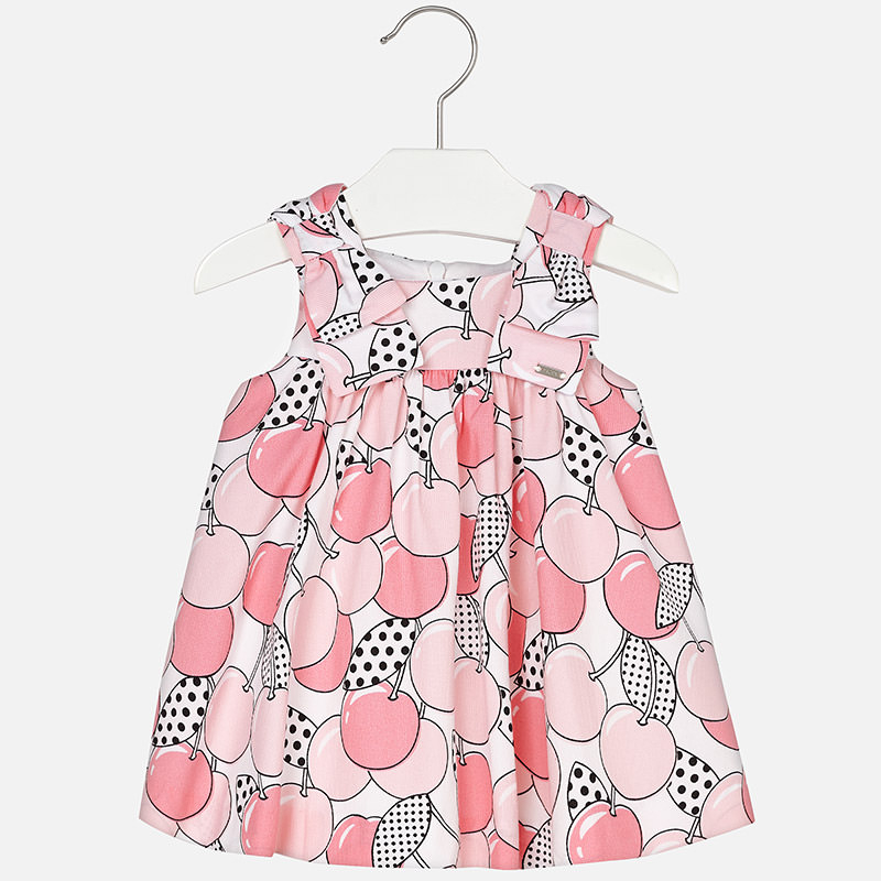 MAYORAL Šaty s Čerešničkami