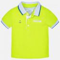 MAYORAL Tričko zelené Polo s kotvou č. 92