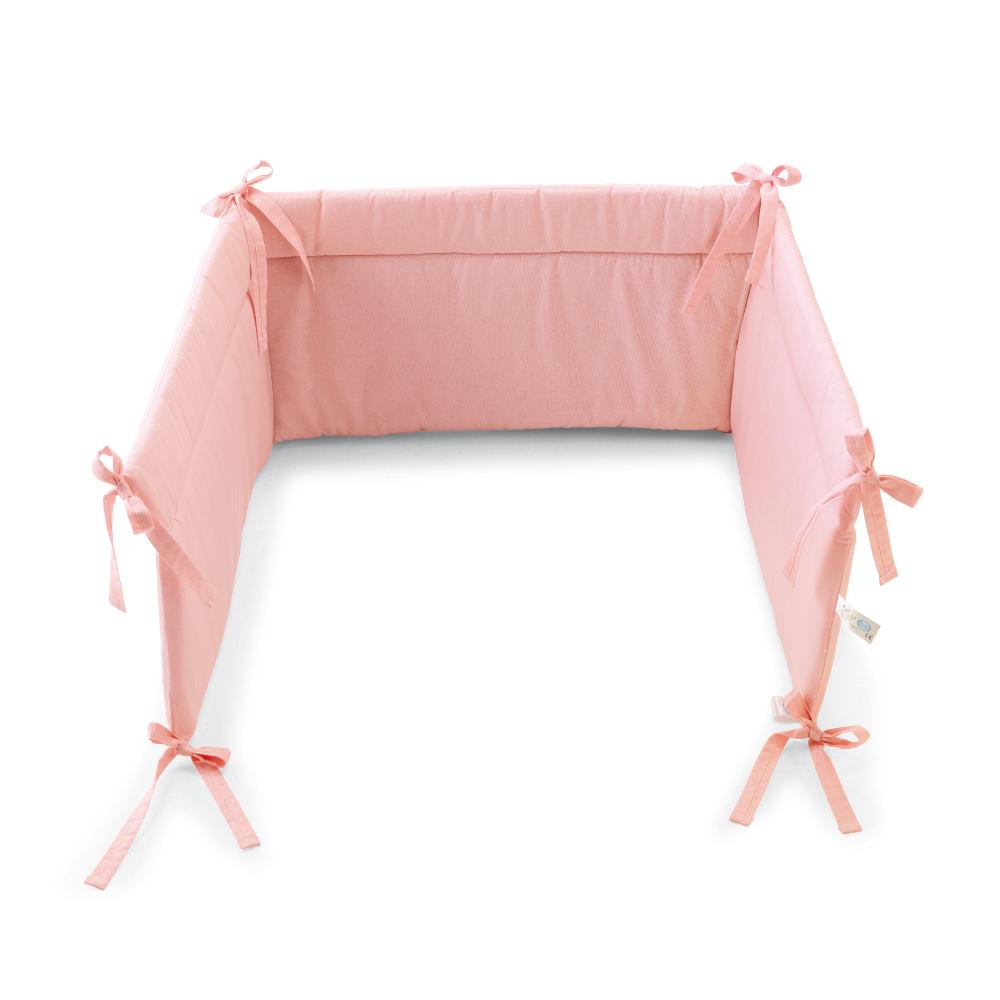 PALI Hniezdo do postieľky SWEETIES pink