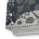 ELODIE DETAILS Pearl velvet deka rebel poodle mineral green