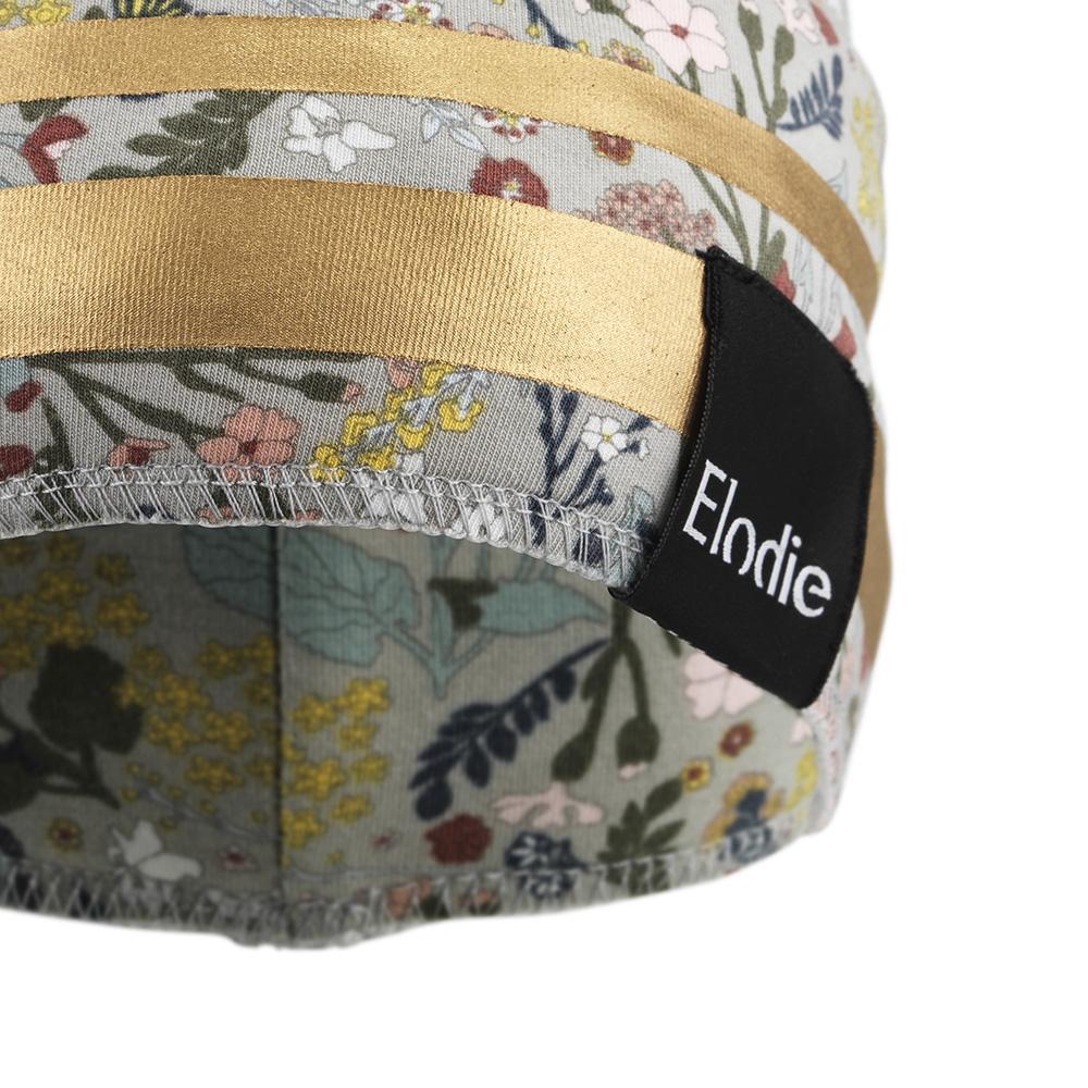 ELODIE DETAILS Čiapka winter beanie vintage flower 0-6m