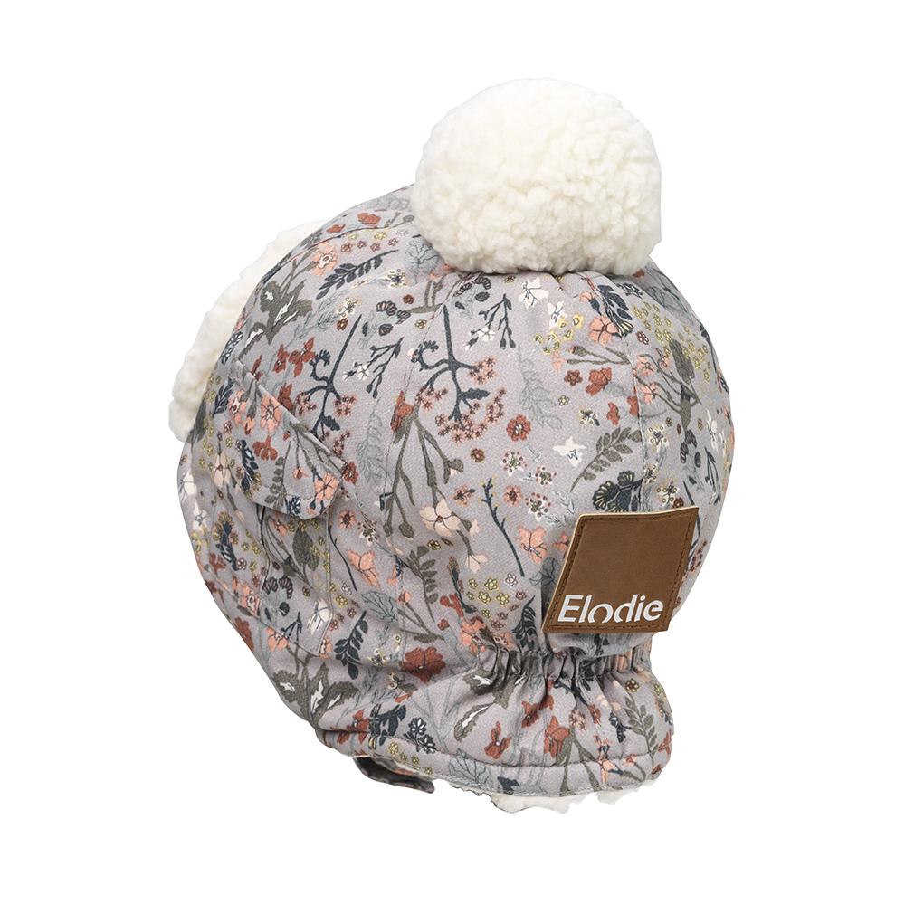 ELODIE DETAILS Čiapka zimná vintage flower 0-6m