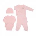 KITIKATE Novorodenecký Set Pink