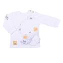 KITIKATE 3-set Tepláky+tričko+čiapka Polar Bear č. 74