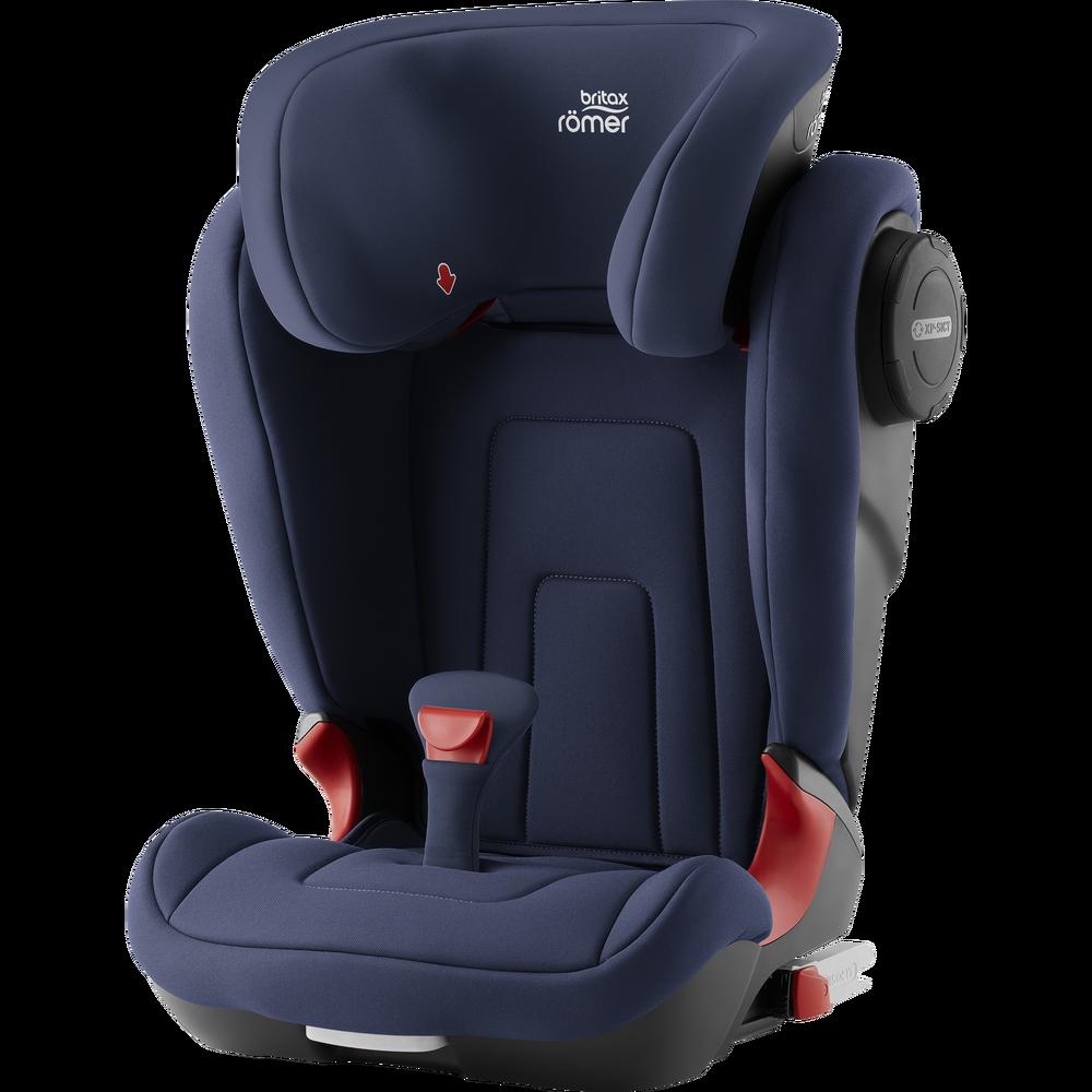 BRITAX-ROMER Kidfix 2 S Moonlight Blue Autosedačka
