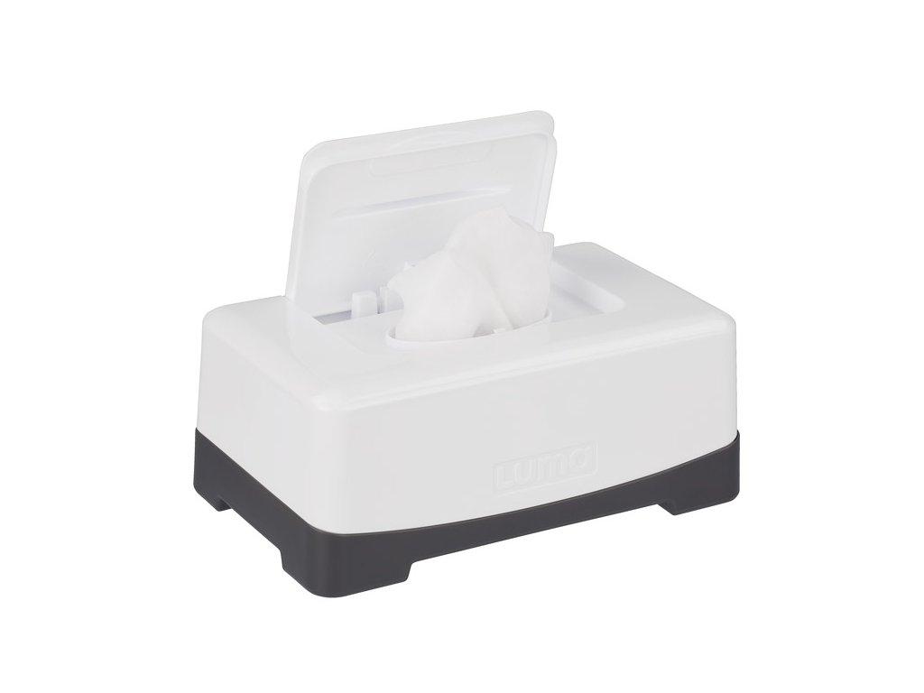 LUMA Box na vlhčené obrúsky snow white