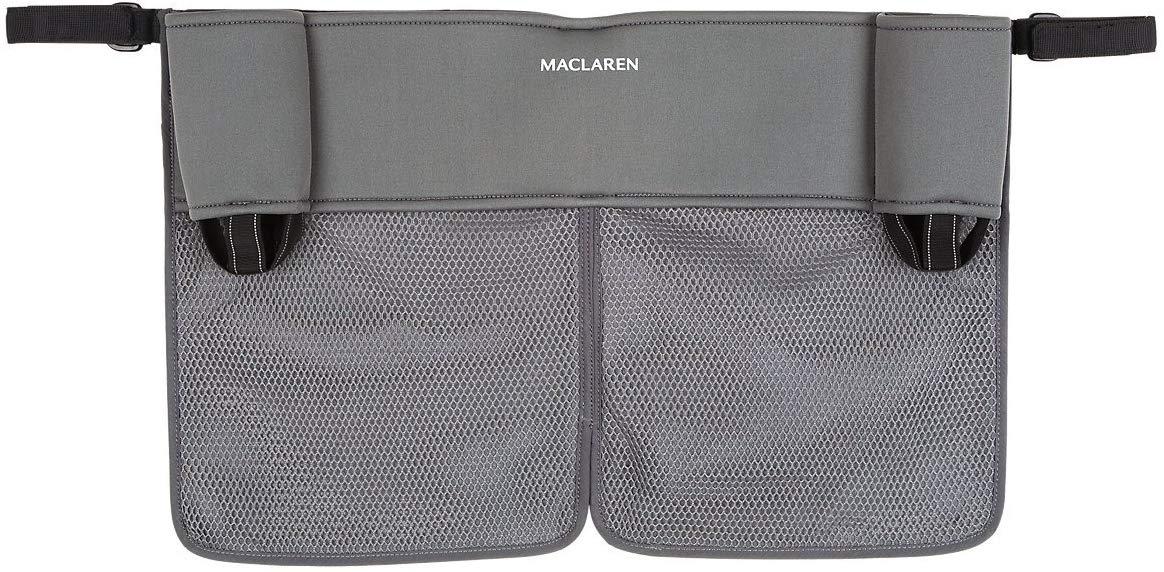 MACLAREN Organizér na kočík twin universal charcoal