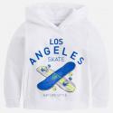MAYORAKL Mikina Los Angeles skate