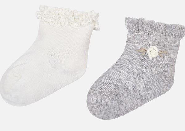 MAYORAL Ponožky hielo vig 2ks
