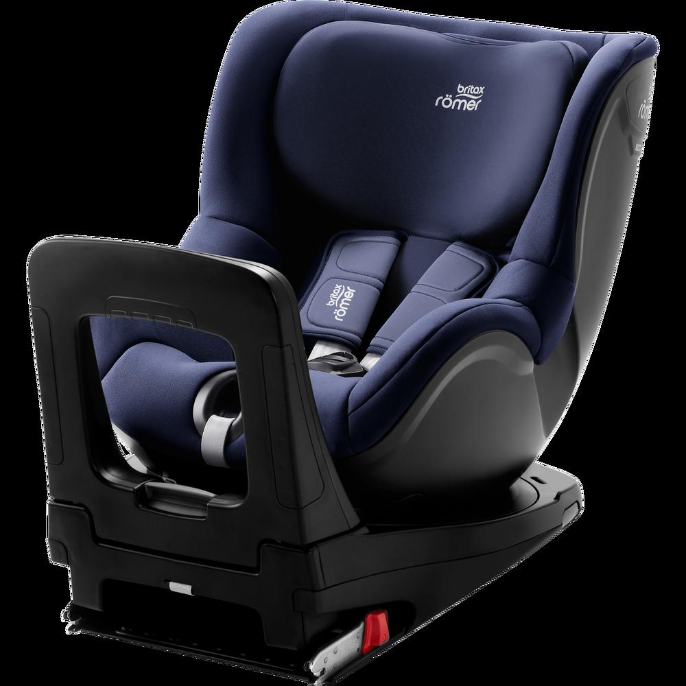 BRITAX-ROMER Dualfix M i-size Moonlight Blue Autosedačka