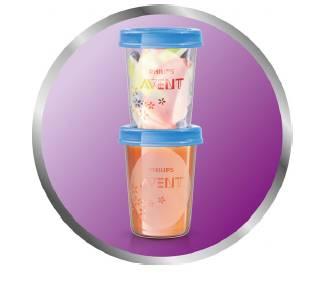 AVENT Manuálna odsávačka mlieka VIA systém bez BPA SCF330/13