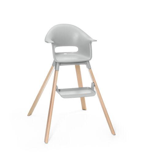 STOKKE Clikk jedálenská stolička cloud grey