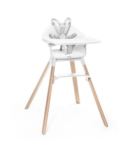 STOKKE Clikk jedálenská stolička white