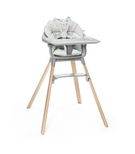 STOKKE Clikk poduška k stoličke grey sprinkles