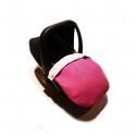 MAXI-COSI Nánožník na autosedačku Pebble pink
