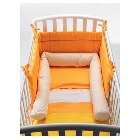 PALI Hniezdo do postieľky SWEETIES arancio