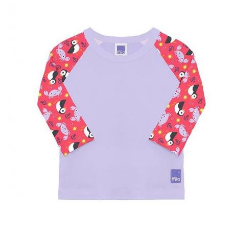 BAMBINO MIO Kúpacie tričko do vody nice, dlhý rukáv veľ. XL