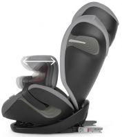 CYBEX Pallas S-Fix granite black