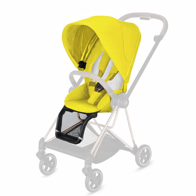 CYBEX Poťah športového sedadla Mios mustard yellow