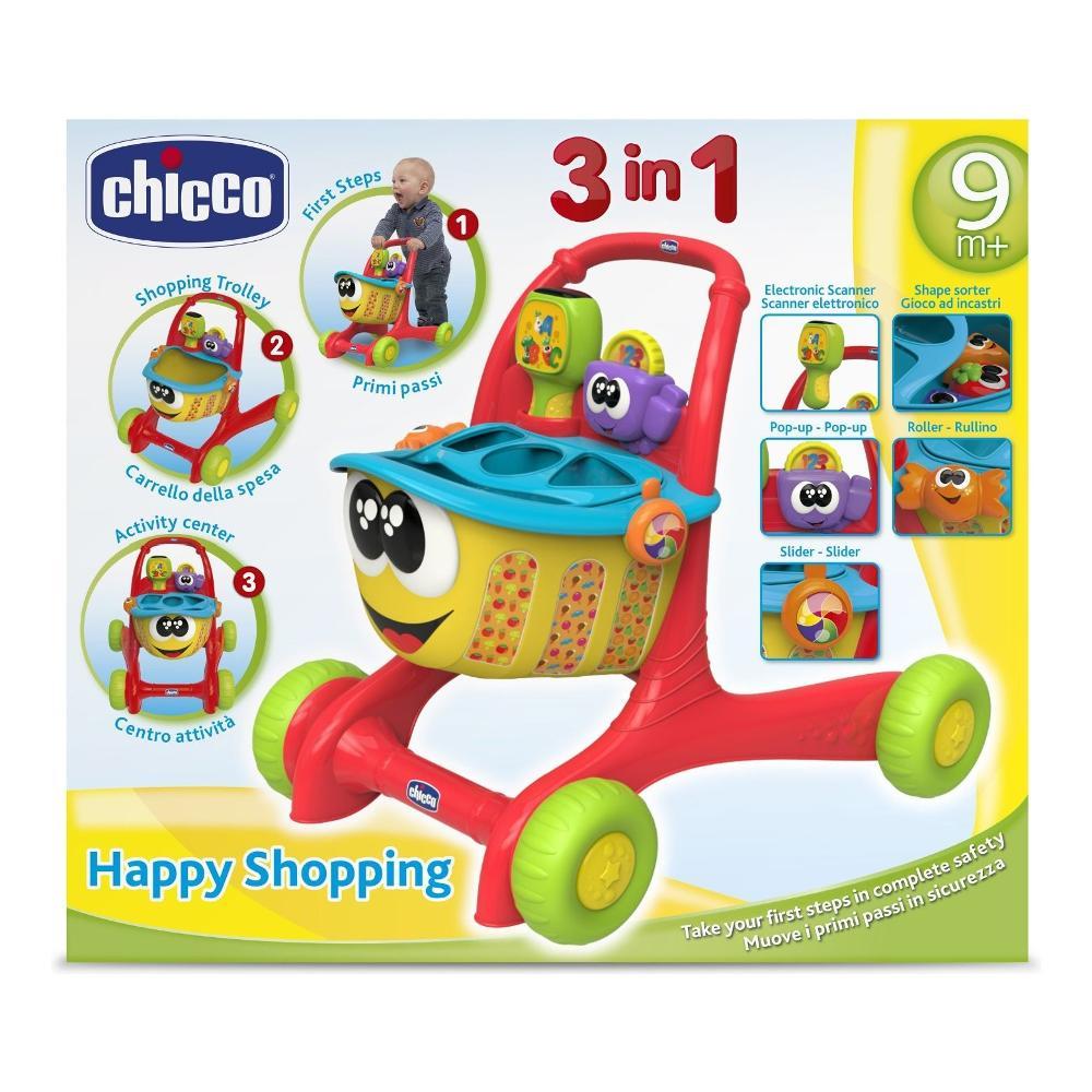 CHICCO Nákupný košík Happy