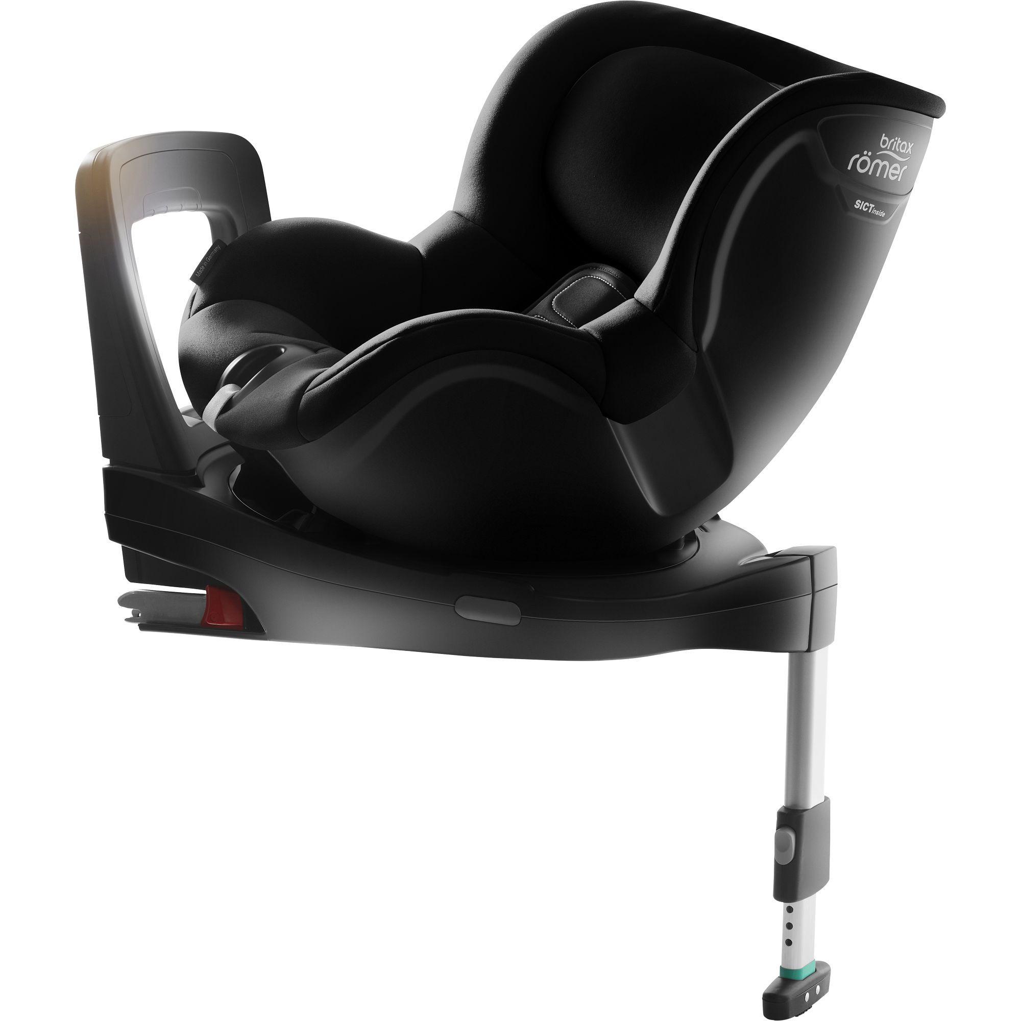 BRITAX-ROMER Dualfix I-size Cosmos black Autosedačka